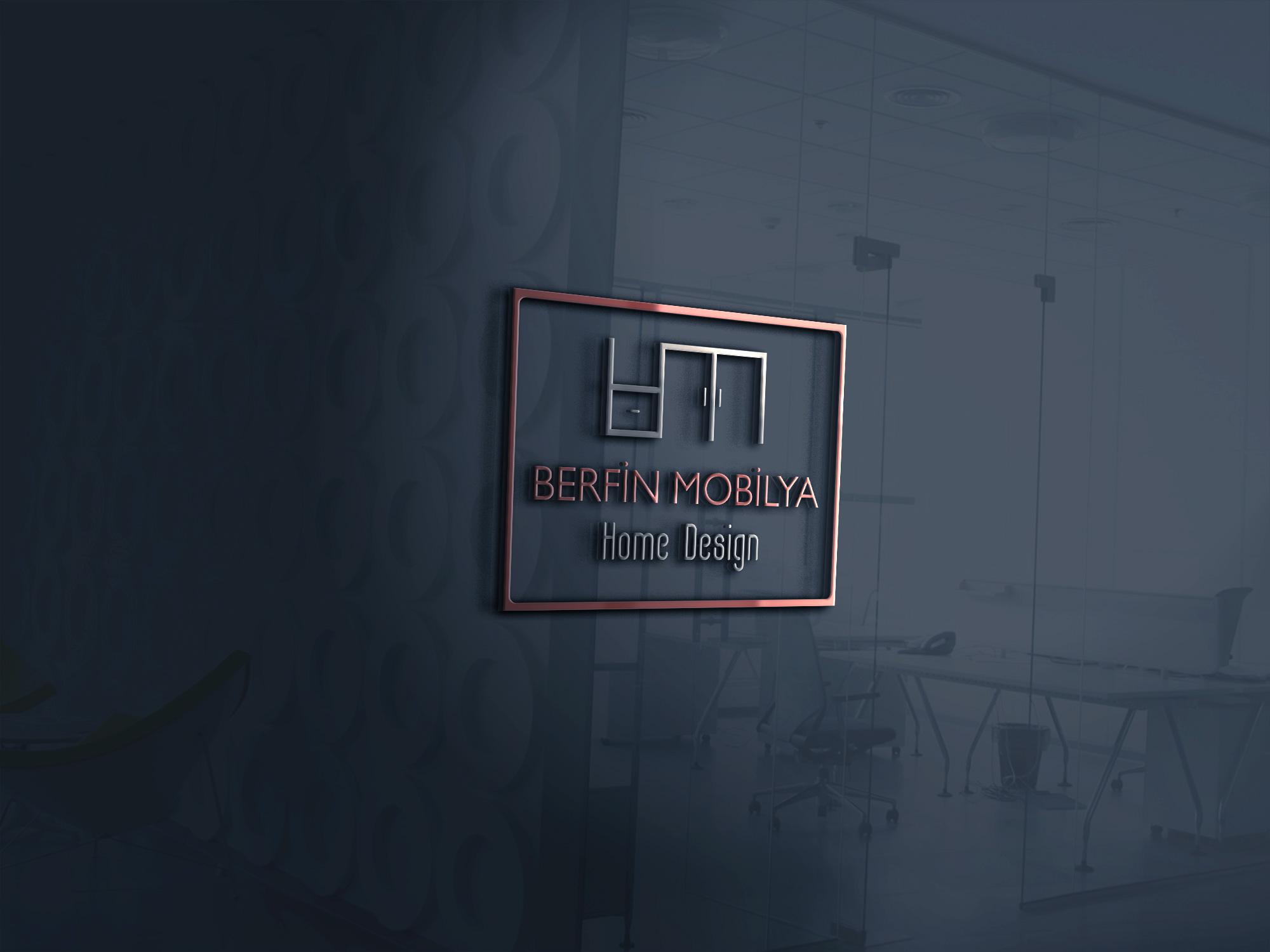 berfin mobilya logo tasarım - Neler Yaptık?