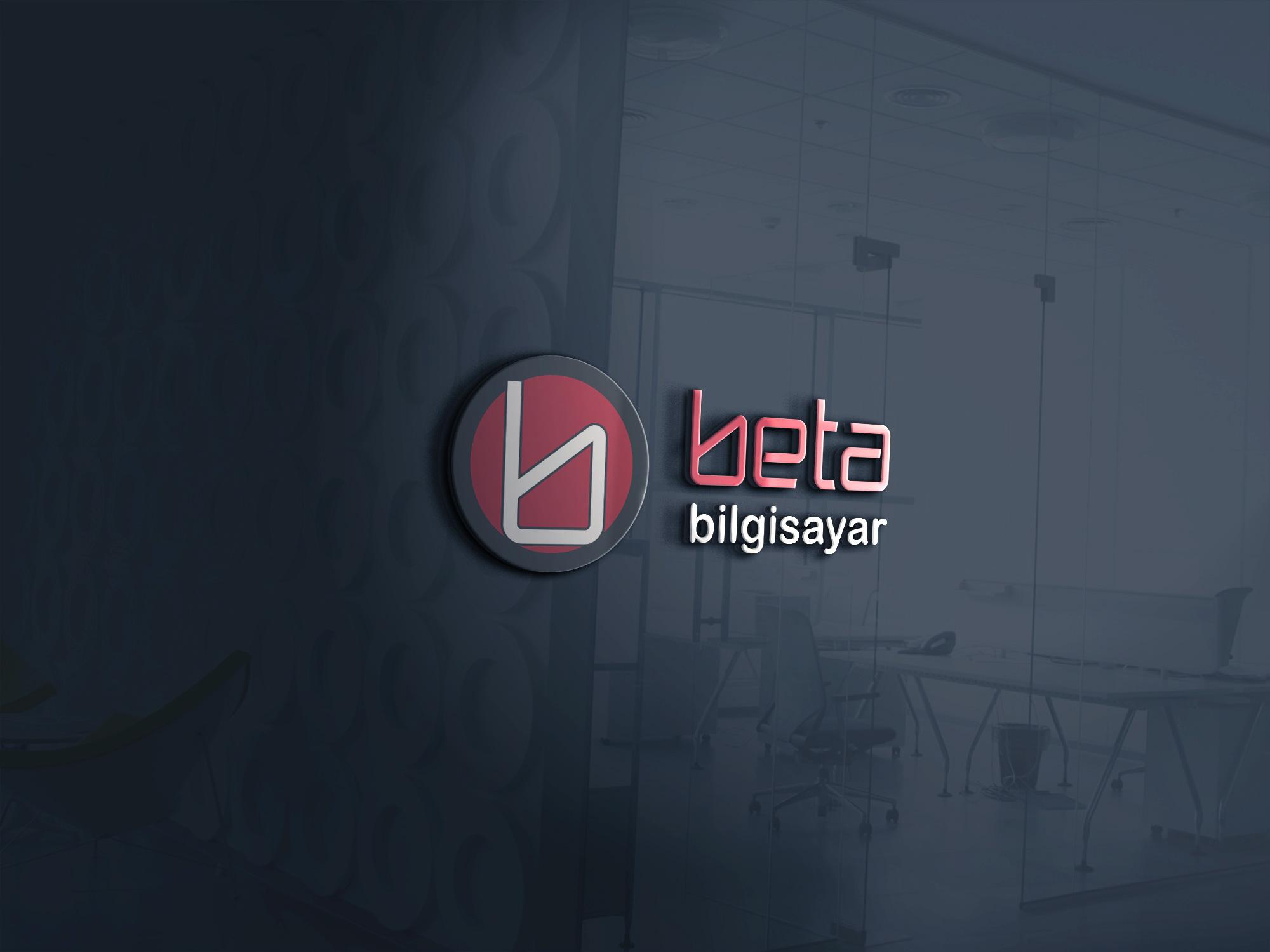 beta bilgisayar logo tasarım - Neler Yaptık?