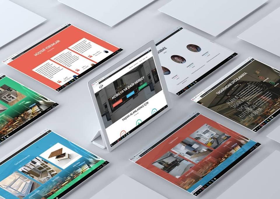 elit design mobilya web tasarım - Neler Yaptık?