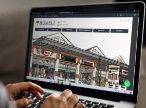 rumeli orman ürünleri web tasarım