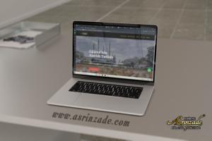 asrinzade mockup 300x200 - Web Tasarım