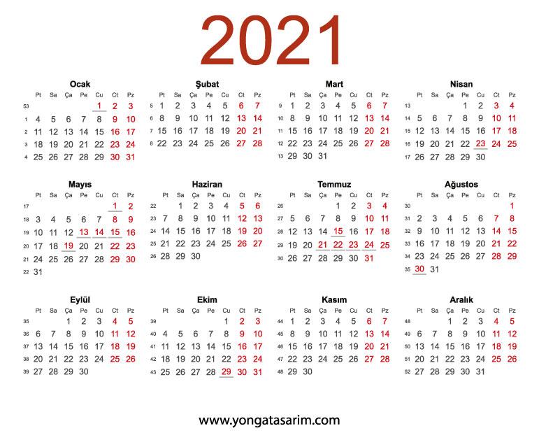 2021-takvimi-vektörel-yongatasarım